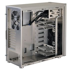 Lian-li PC-7N Midi Tower - Silver