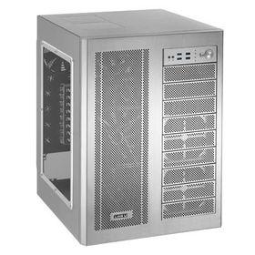 Lian-li PC-D600WA Server Cabinet Case Silver