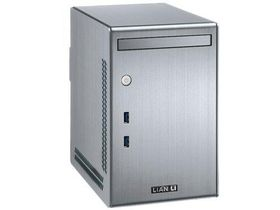 Lian-li PC-Q02 Silver Mini-ITX Chassis + Internal 300w SFX PSU