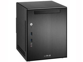 Lian-li PC-Q03 Black Mini-ITX Chassis, No PSU