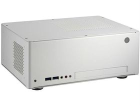Lianli PC-Q09 White Desktop Chassis + 110w External AC-Adapter