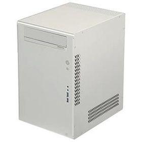 Lian-li PC-Q11 Silver Mini-ITX Chassis, No PSU