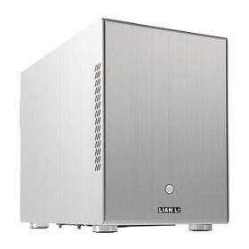 Lian-li PC-Q25 Silver Mini-ITX Cube Chassis