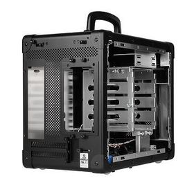 Lian-li PC-TU200 Black Mini-ITX Chassis