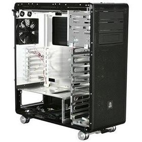 Lian-li PC-V1020B Black Midi Tower, No PSU