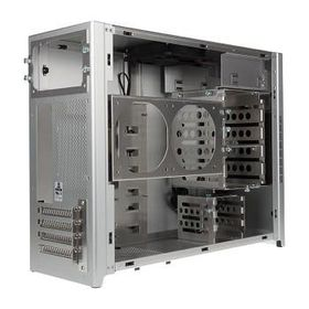 Lian-li PC-V360 Mini-Tower - Silver