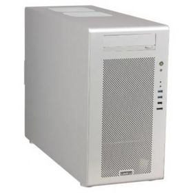 Lian-li PC-V750 Mini-Tower - Silver