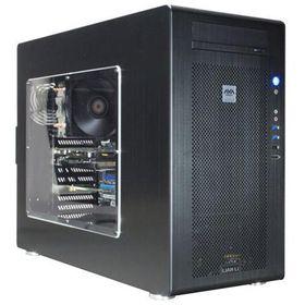 Lian-li PC-V750WX Black Windowed Mini-Tower