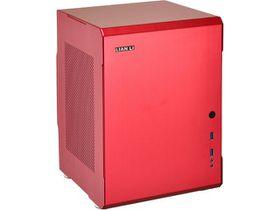 Lian-li Q34KMP Red Aluminum Mini-ITX Computer Case