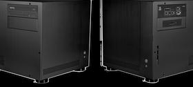 Lian-li V351 USB3 Black Cube Chassis