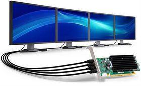 Matrox C420, 4 X Mini Display Ports