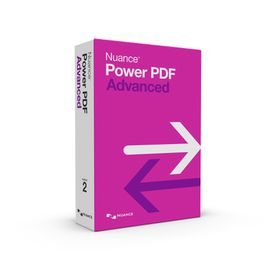 Nuance Power PDF 2 Advanced (Create, Convert, Edit) - Brown Box