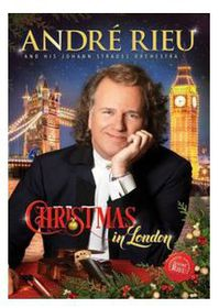 Andre Rieu - Christmas Forever - Live In London (dvd) | Buy Online ...