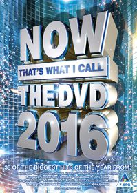 Now That's What I Call The DVD 2016 - Various (DVD)