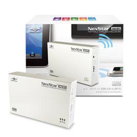 """Vantec NST-260WS3 2.5"""" WiFi SATA External Enclosure"""