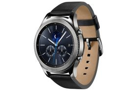 Samsung Gear S3 Classic 4GB - Silver And Black