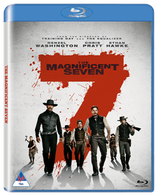 The Magnificient Seven (2016) (Blu-ray)