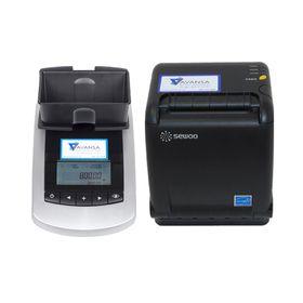 Avansa PocketScale 4700 + Printer