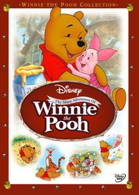 The Many Adventures of Winnie the Pooh (DVD)