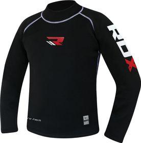 RDX Neoprene Rash Guard - Black (Size: Medium)