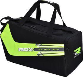 RDX Gym Kit Bag - Black & Green