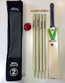 Slazenger Cricket Set V600 (Size: 2)