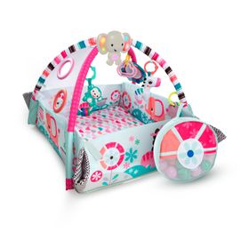 Bright Starts - 5-in-1 Your Way Ball Play Gym - Pink