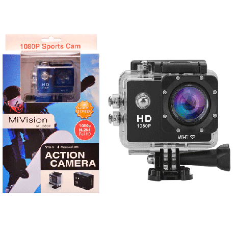 e766a888c79 MiVision H264 Full HD Action Camera