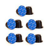 50 Bulk Decaffe Coffee Capsules – Nespresso and Caffeluxe compatible