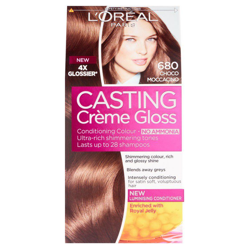 Loreal Paris Casting Creme Gloss Choco Moccaccino 680 Buy Online