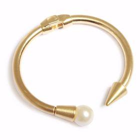 Pearl Gold Cuff
