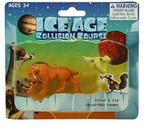 Ice Age 5 Blister Card - Diego & Sid