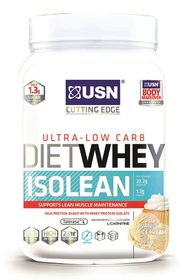 Usn Diet Whey Isolean Vanilla Ice - 805g