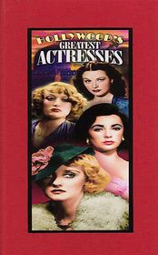 Hollywood's Greatest Actresses - (Region 1 Import DVD)