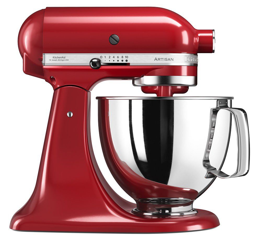Kitchenaid 4 8 Litre Stand Mixer Empire Red