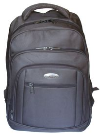 Powerland Unisex Laptop Backpack - Coffee (BH-D140129)