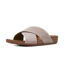 Fitflop Aix Slide - Urban White (Size: UK4)