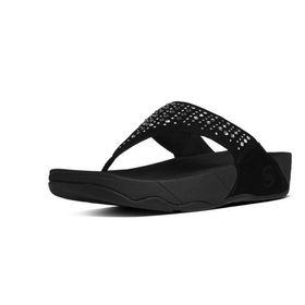 Fitflop Novy  Thong - Black (Size: UK4)