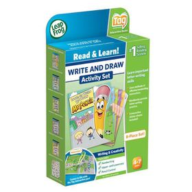 Leapfrog - Mr Pencil Write & Draw