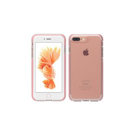 GEAR4 Piccadilly Case,D3OImpact Protection,iPhone 7 Plus/8 Plus , Rose Gold