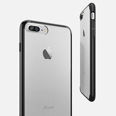 purchase cheap a8ac9 d6b22 Spigen iPhone 7 Plus Ultra Hybrid Case - Black