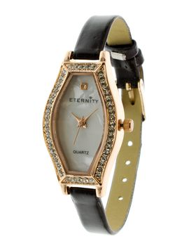 Eternity Womens Analogue Watch - Black