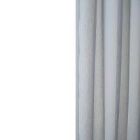 Loads of Living Catherine Voile Curtain Eyelet - Duck Egg