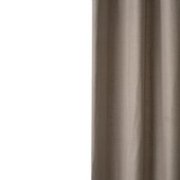Loads of Living Monterey Curtain Extra Length Taped - Angora