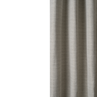 Loads of Living Blockout Curtain Extra Length Eyelet - Sandstone