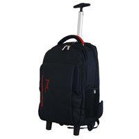 Fino 17'' Water Proof Nylon Laptop Trolley Backpack 1419F-15