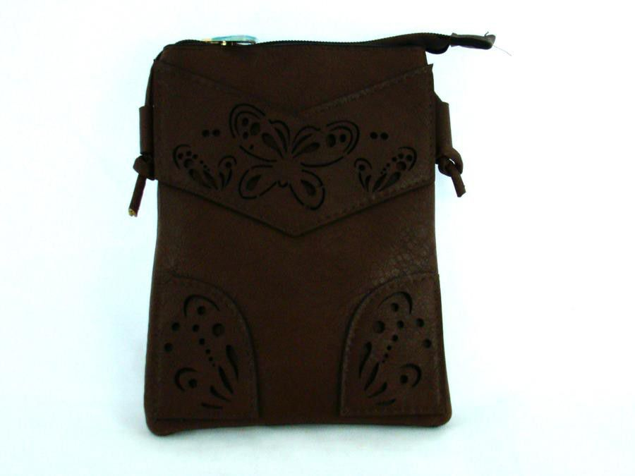 Brown Butterfly Sling Bag - Jb 8503 | Buy Online in South Africa ...