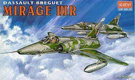 Academy Mirage Iiir 1/48 Scale Model Kit