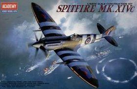 Academy Supermarine Spitfire MK.Xivc 1/48 Scale Model Kit