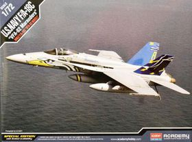 Academy F/A-18c Vfa-82 1/72 Scale Model Kit